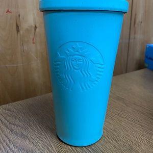 Tiffany Blue Stainless Steel Starbucks